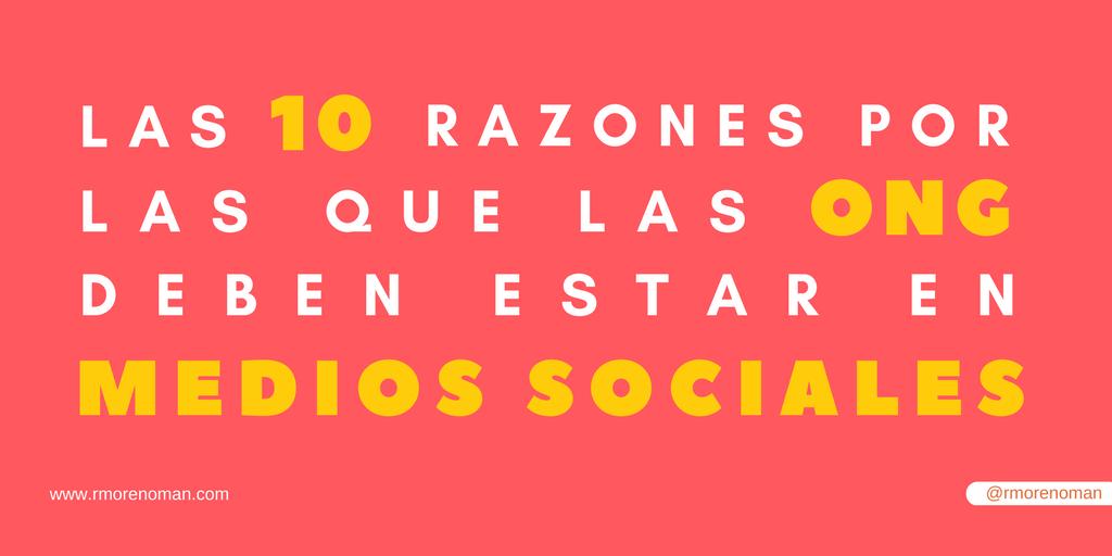 razones-presencia-ong-redes-sociales