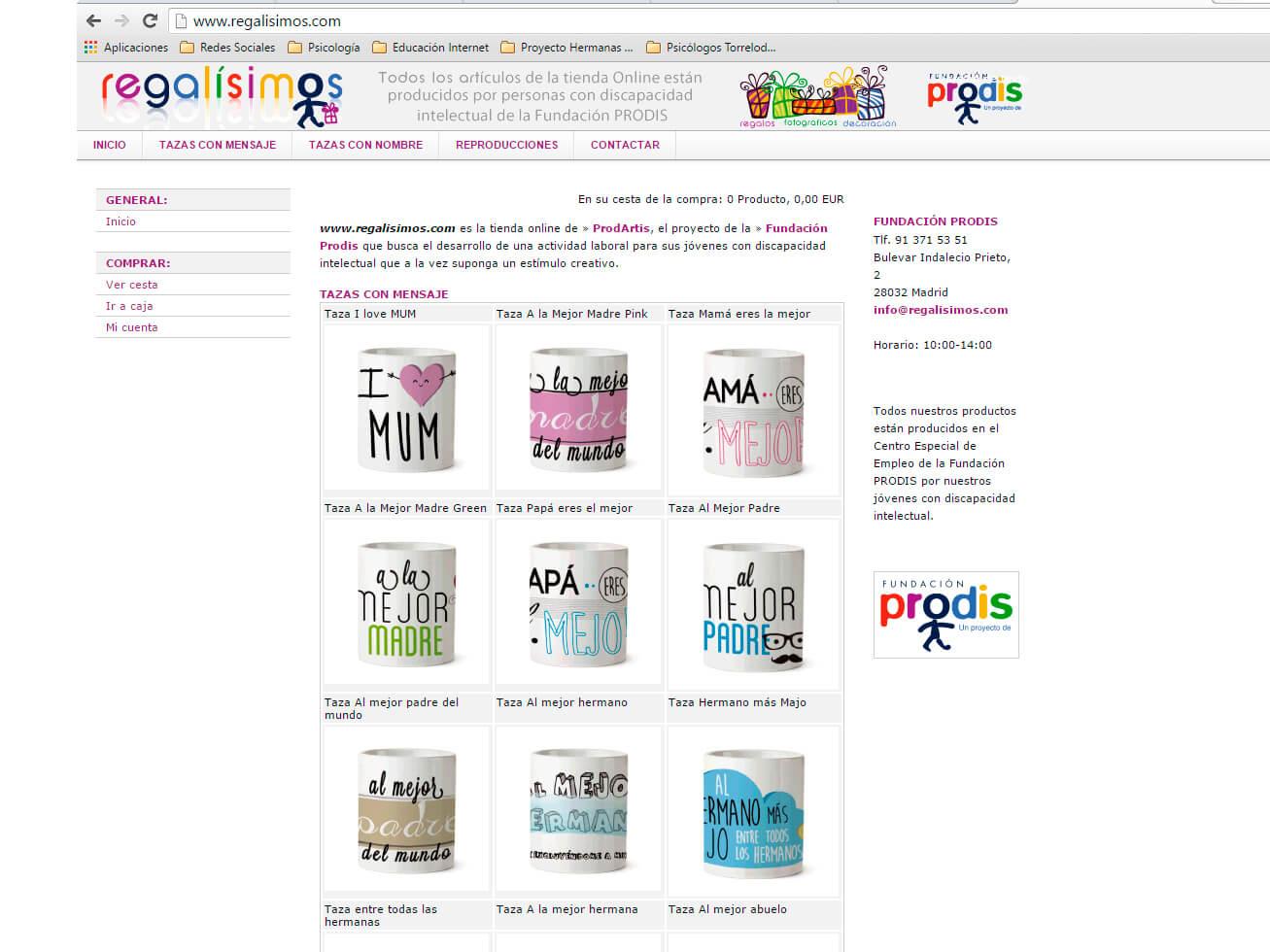 2015 Regalisimos Tienda Online