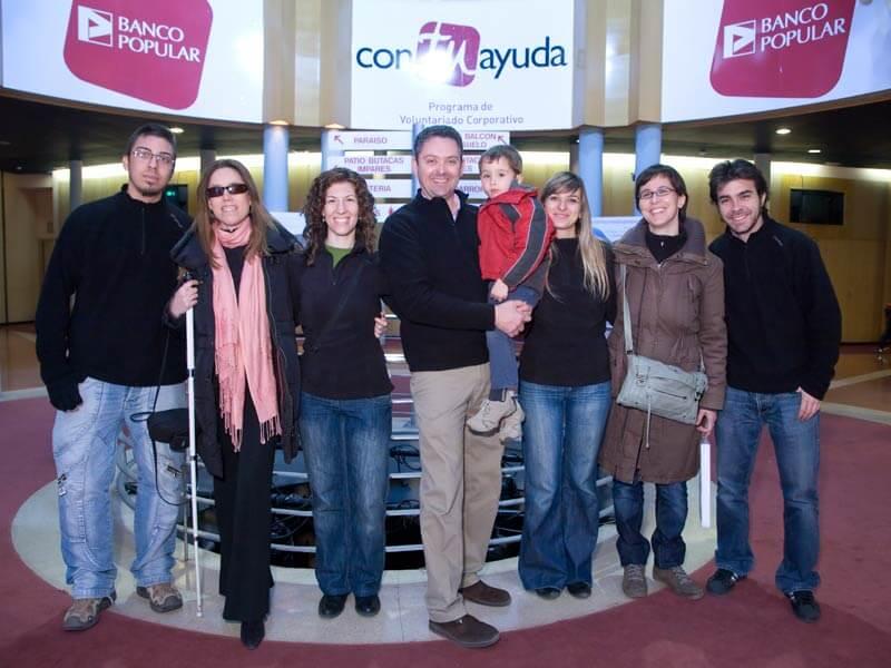 equipo atentis teatro madrid