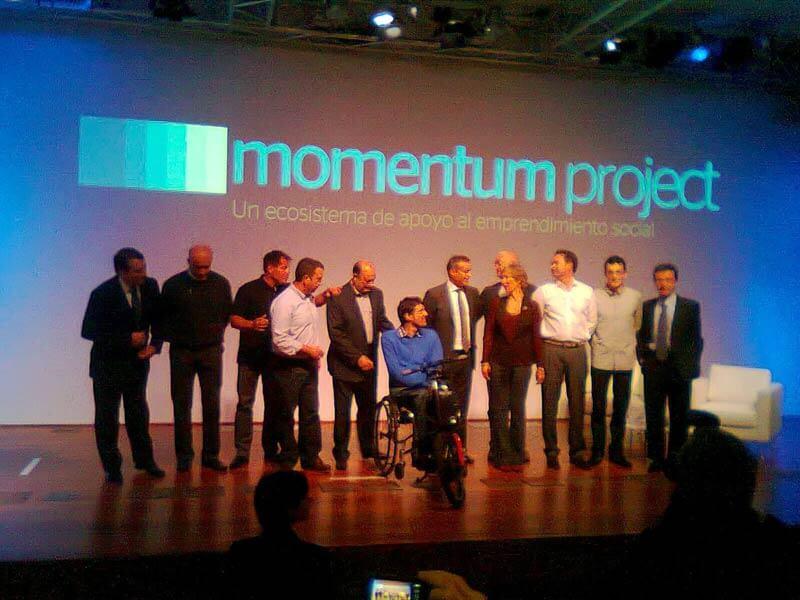 momentum project bbva empresas seleccionadas
