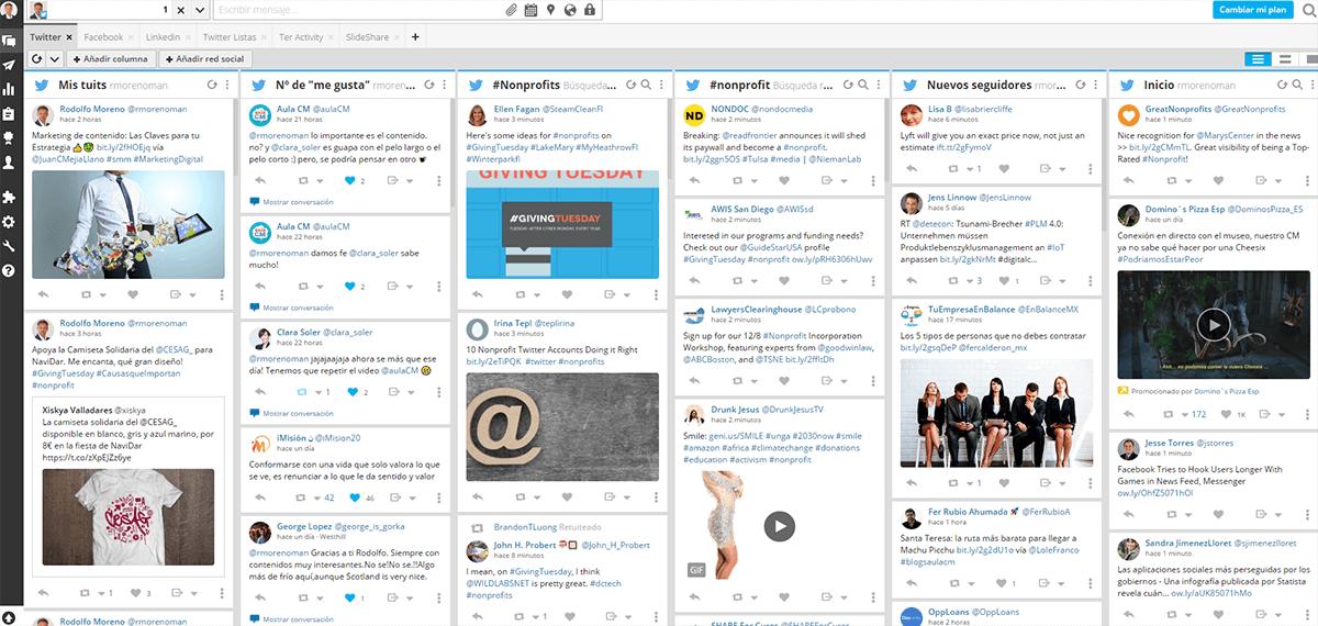 hootsuite desktop tool