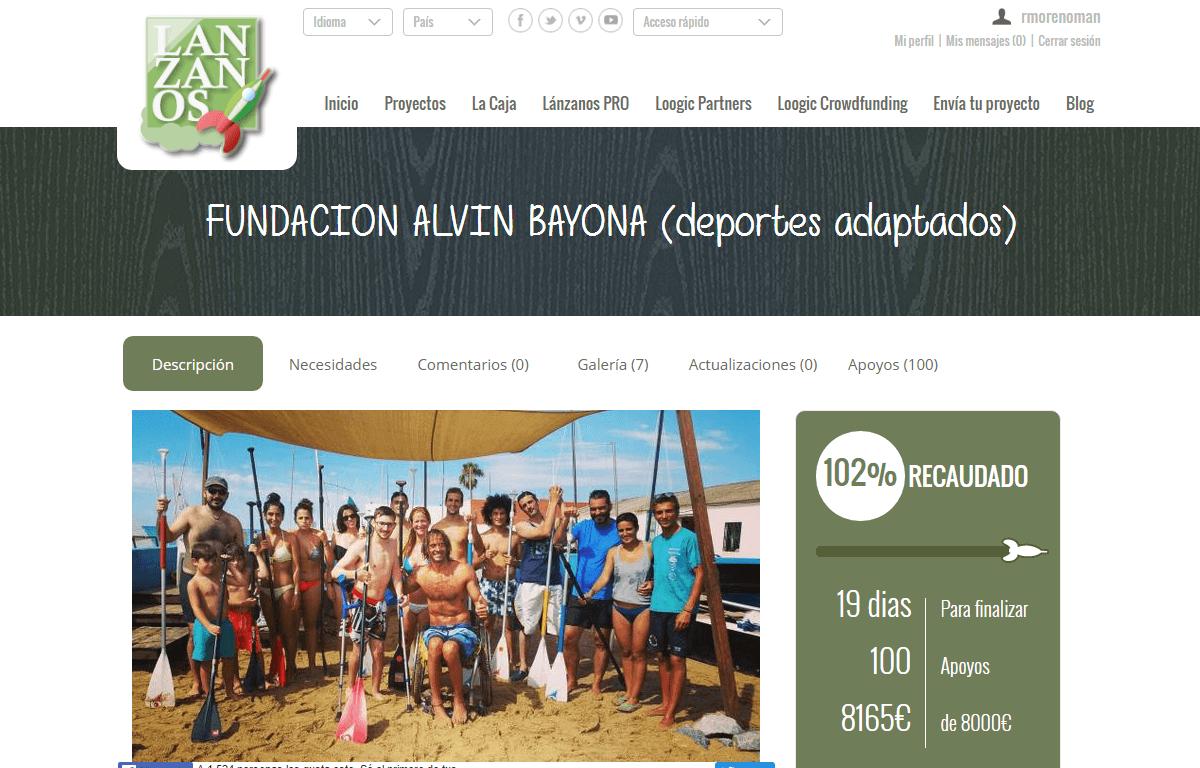 lanzanos-crowdfunding-españa