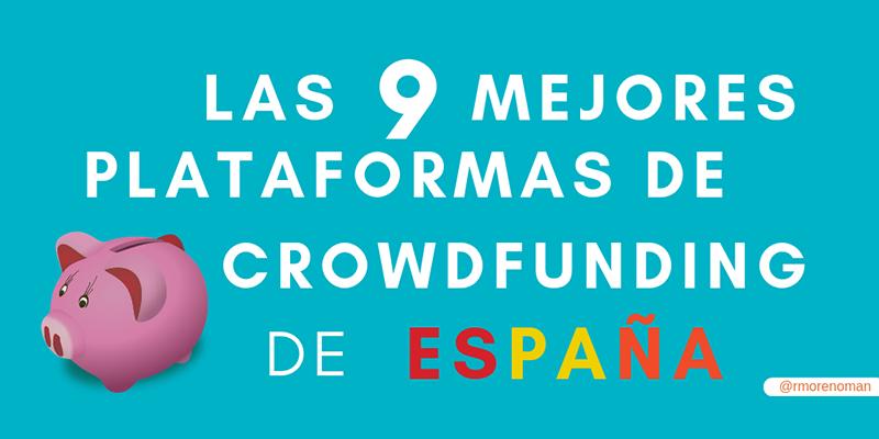 plataformas crowdfunding